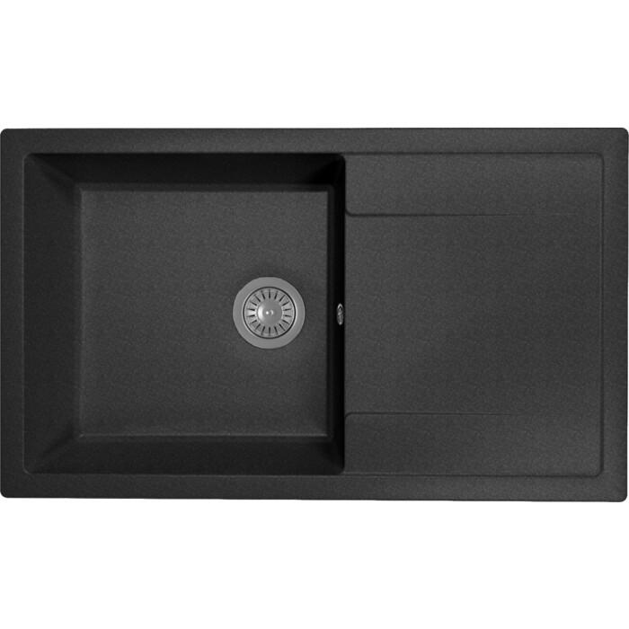 Кухонная мойка Dr.Gans Техно 860 черная (25.030.D0860.407)