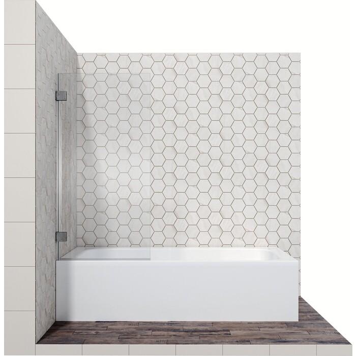 Шторка для ванной Ambassador Bath Screens 70,прозрачная, хром (16041101)