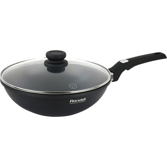 Сковорода-вок Rondell 28 см Point (RDA-1349)