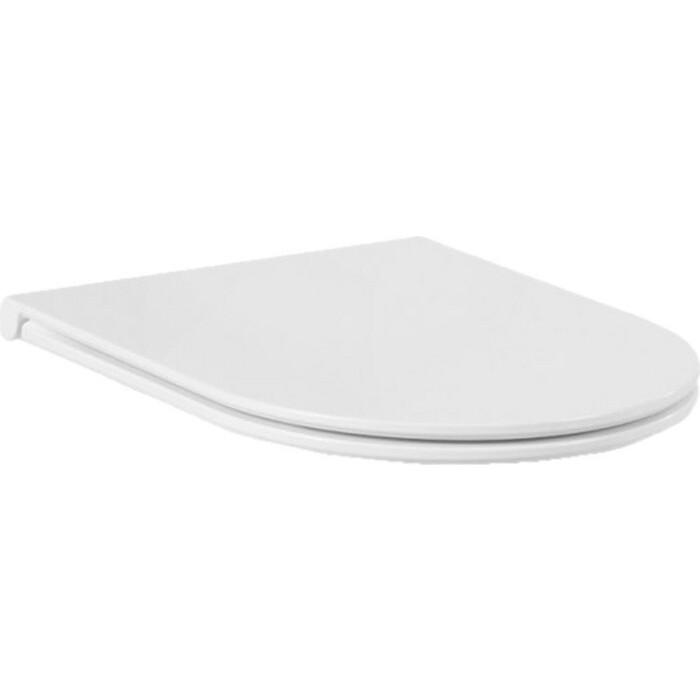 Сиденье для унитаза BelBagno с микролифтом (BB870SC)