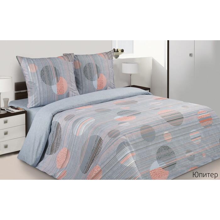 Комплект постельного белья Ecotex Поэтика Евро Юпитер (4660054348327)