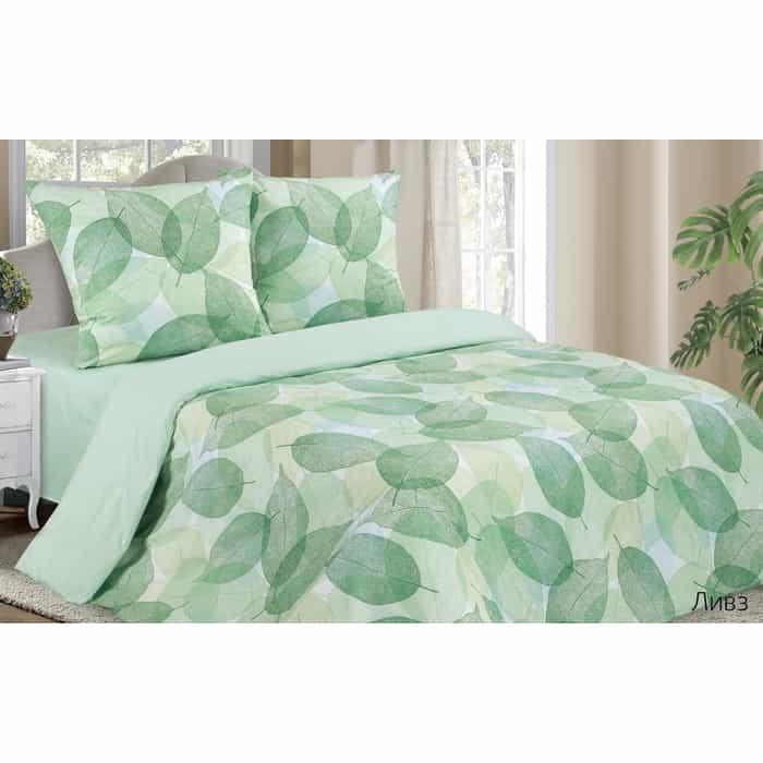 Комплект постельного белья Ecotex Поэтика Дуэт Ливз (4660054347689)