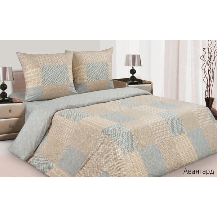 Комплект постельного белья Ecotex Поэтика Дуэт Авангард (4660054347504)
