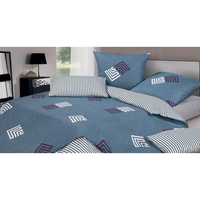 Комплект постельного белья Ecotex Гармоника Дуэт Ориго (4660054348372)