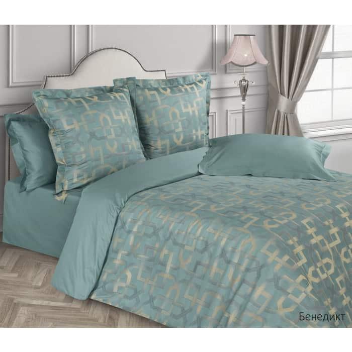 Комплект постельного белья Ecotex 2 сп. Эстетика Бенедикт (4660054343797)