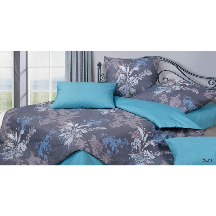Комплект постельного белья Ecotex Гармоника Евро Эдит (4660054346460)