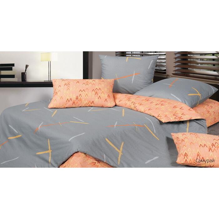 Комплект постельного белья Ecotex Гармоника Дуэт Самурай (4660054346194)