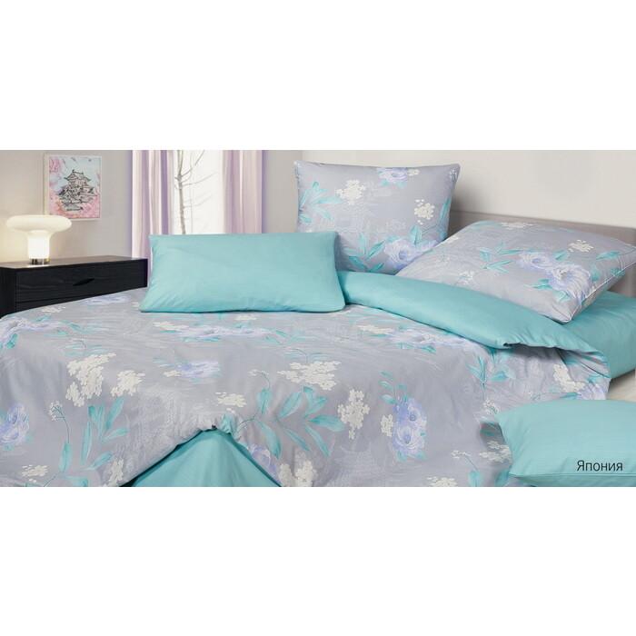 Комплект постельного белья Ecotex Гармоника 1,5 сп Япония (4660054346088)