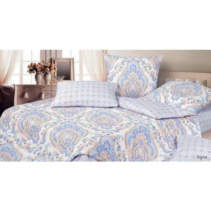 Комплект постельного белья Ecotex Гармоника 1,5 сп Холи (4660054346040)