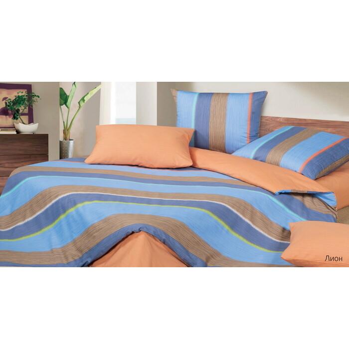 Комплект постельного белья Ecotex Гармоника 1,5 сп Лион (4660054346248)