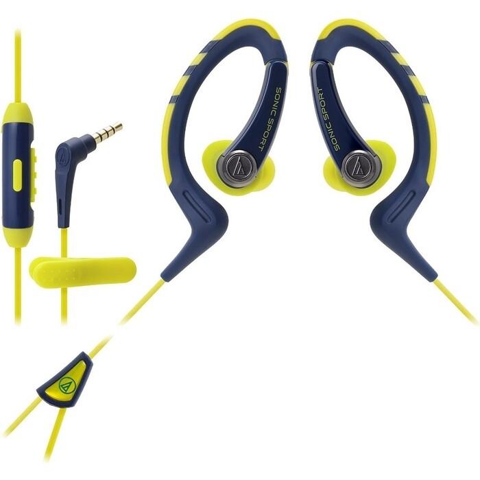 Наушники Audio-Technica ATH-SPORT1iS NY