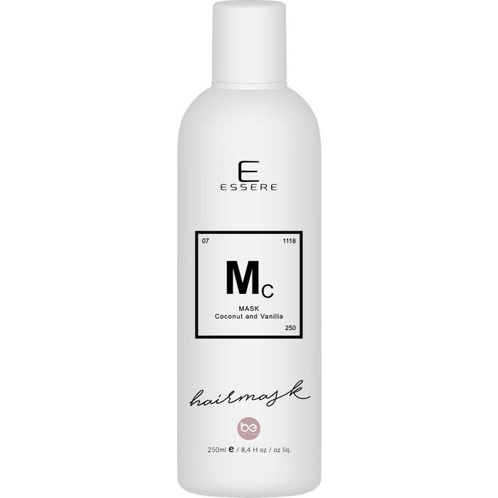Маска для волос ESSERE Hair Mask Coconut and Vanilla / Кокос и Ваниль 250 мл