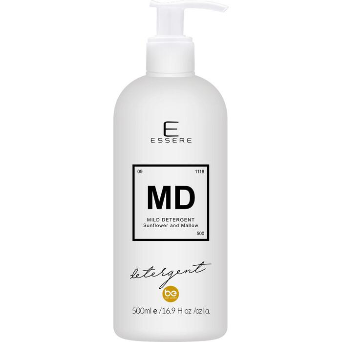 Жидкое мыло ESSERE Mild Detergent Sunflower and Mallow / Деликатное, для чувствительной кожи Подсолнух и Лесная Мальва 500 мл