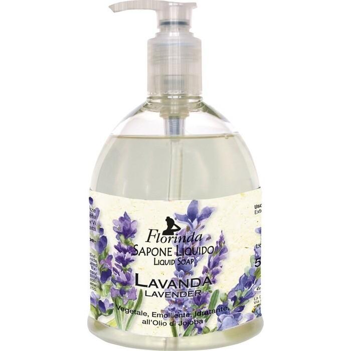 Жидкое мыло FLORINDA Lavanda / Лаванда 500 мл
