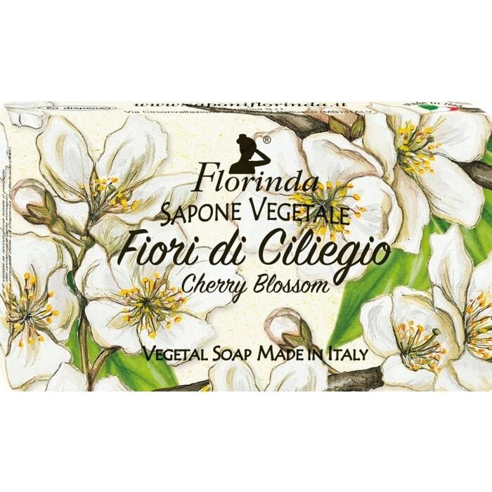 Мыло FLORINDA Fiori Di Ciliegio / Вишневый Цвет 100 г