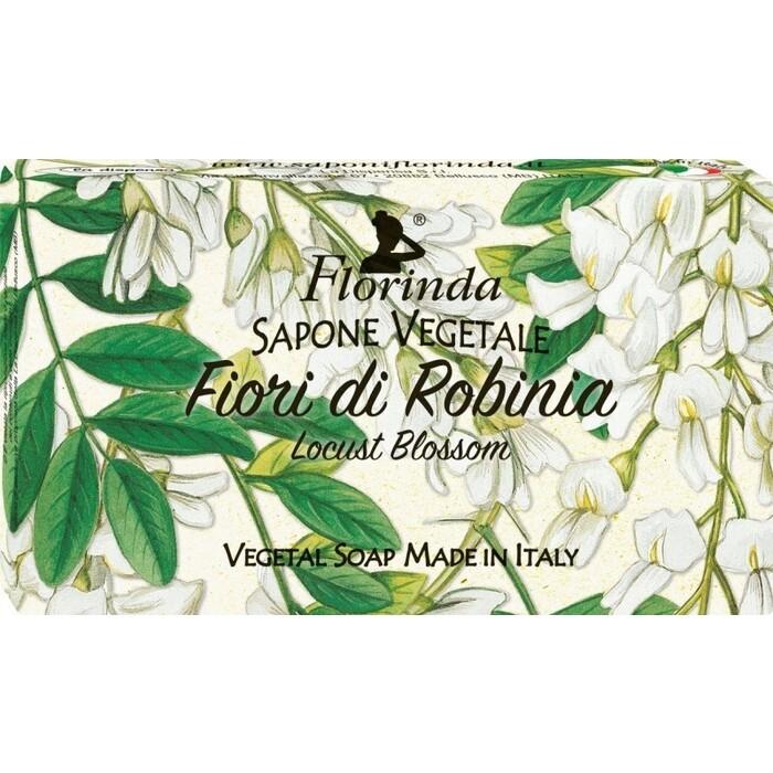 Мыло FLORINDA Fiori Di Robinia / Цветок Белой Акации 100 г