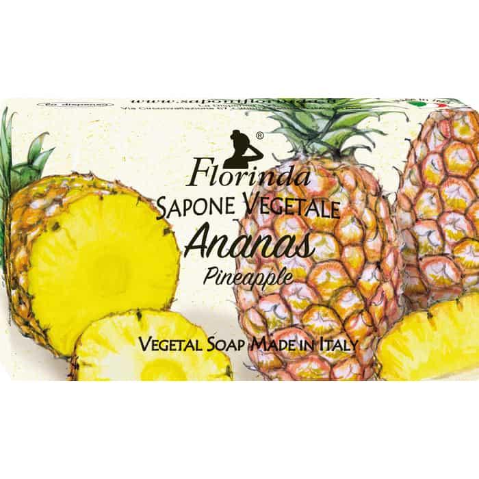 Мыло FLORINDA Ananas / Ананас 100 г