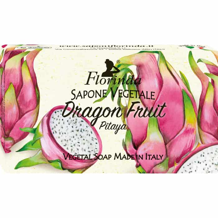 Мыло FLORINDA Dragon Fruit / Питайя 100 г