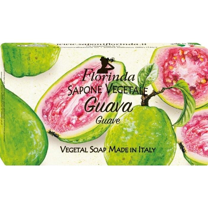 Мыло FLORINDA Guava / Гуава 100 г
