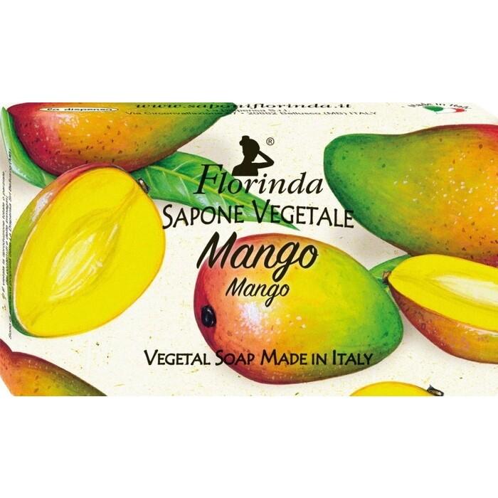 Мыло FLORINDA Mango / Манго 100 г