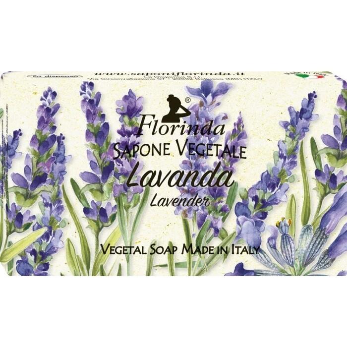 Мыло FLORINDA Lavanda / Лаванда 200 г