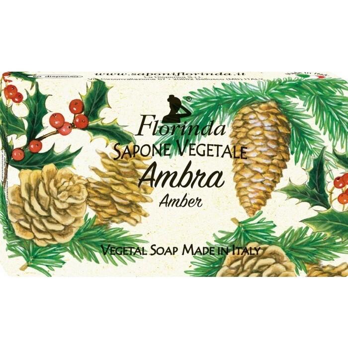 Мыло FLORINDA Ambra / Амбра 100 г (00065411)