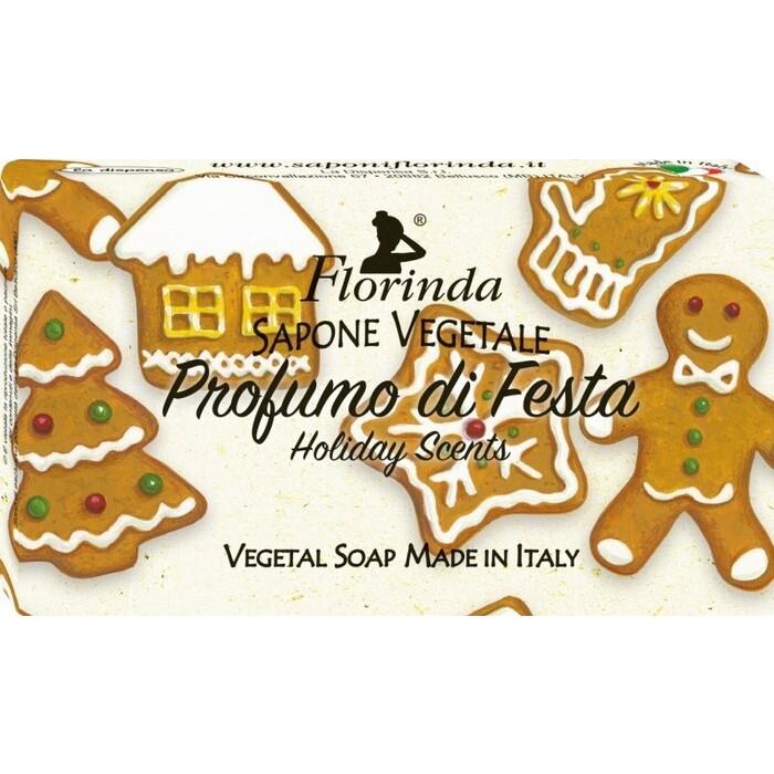 Мыло FLORINDA Profumo Di Fiesta / Праздничные Ароматы 100 г