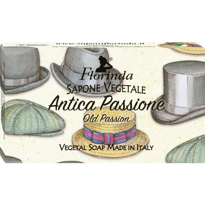 Мыло FLORINDA Antica Passione / Античная Страсть 200 г