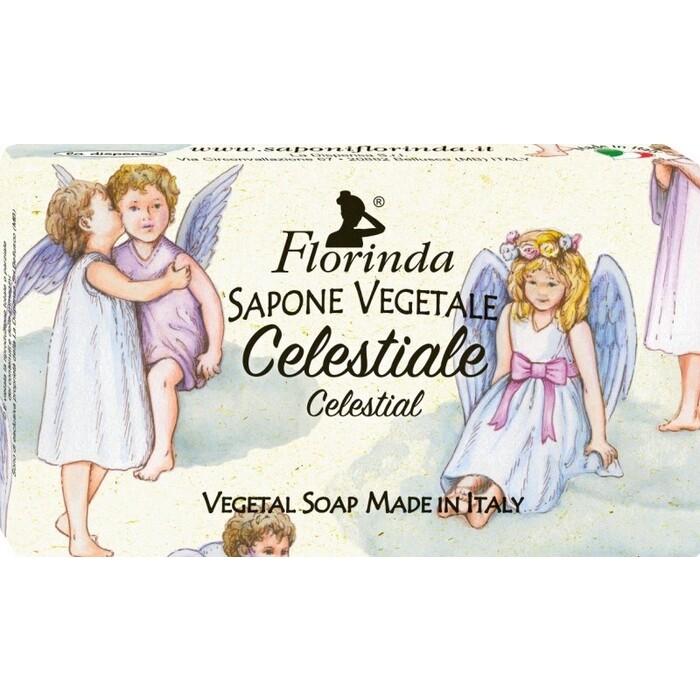 Мыло FLORINDA Celestiale / Небесный аромат 100 г