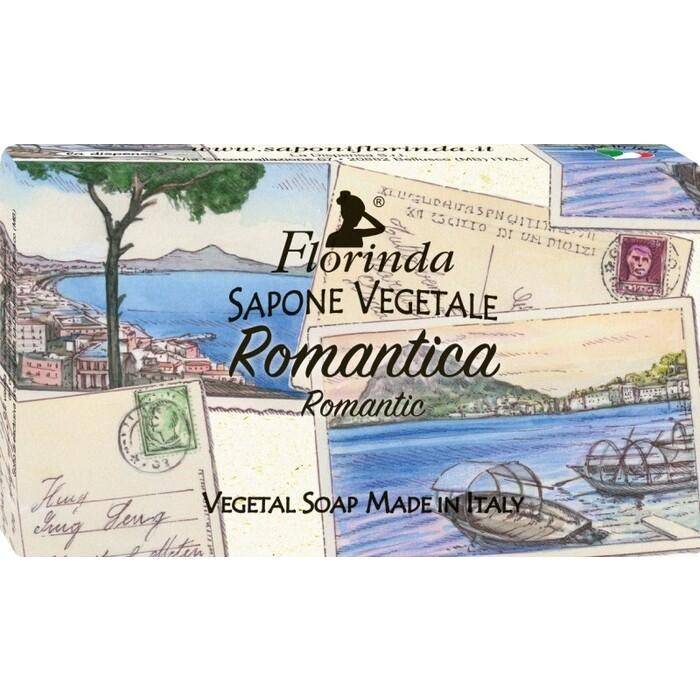 Мыло FLORINDA Romantica / Романтика 100 г