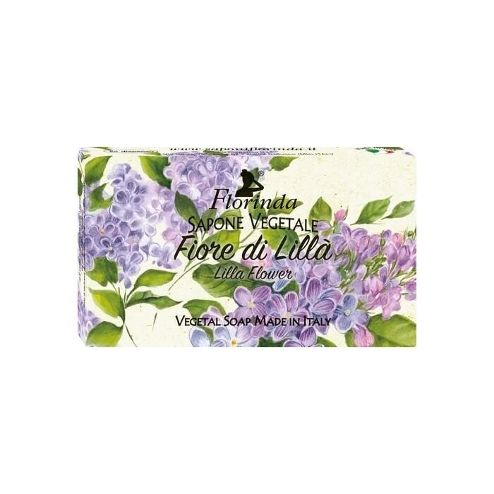 Мыло FLORINDA Fiore Di Lilla / Цветок Сирени 100 г