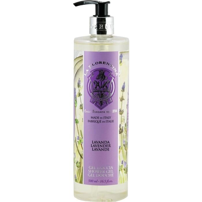 Гель для душа La Florentina Lavender / Лаванда 500 мл