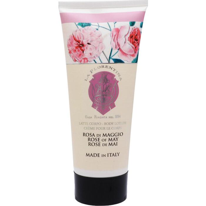 Лосьон для тела La Florentina Rose of May / Майская роза 200 мл