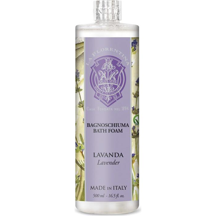 Пена для ванны La Florentina Lavender / Лаванда 500 мл