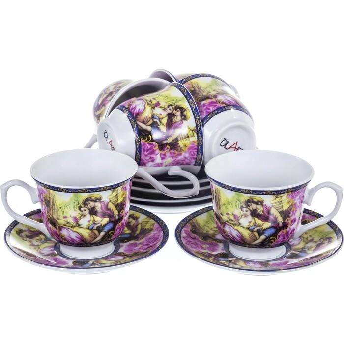 Чайный сервиз 12 предметов OLAFF Мадонна (156-01001)
