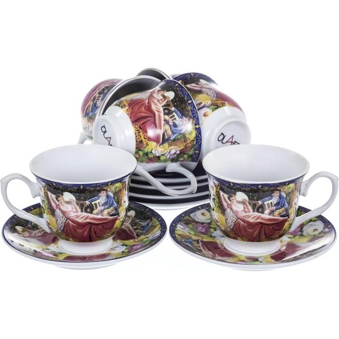 Чайный сервиз 12 предметов OLAFF Мадонна (156-01002)