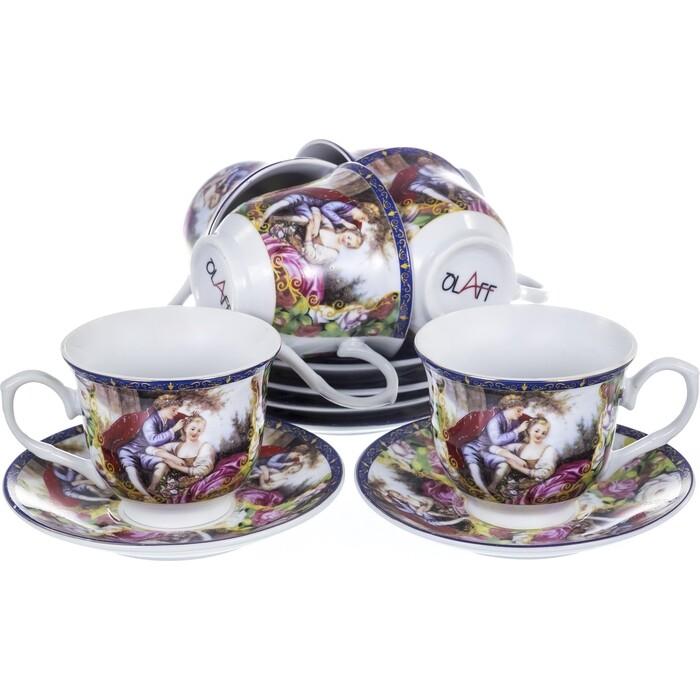 Чайный сервиз 12 предметов OLAFF Мадонна (156-01003)