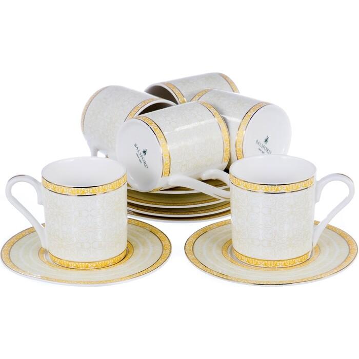 Кофейный сервиз 12 предметов Balsford Мармарис (146-30001)