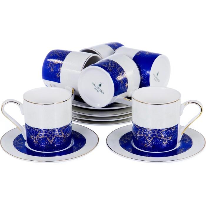 Кофейный сервиз 12 предметов Balsford Мармарис (146-30002)