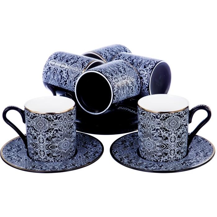 Кофейный сервиз 12 предметов Balsford Мармарис (146-30007)