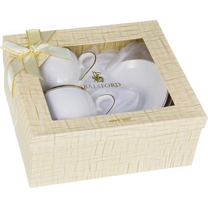 Чайный сервиз 4 предмета Balsford Грация (101-01021)