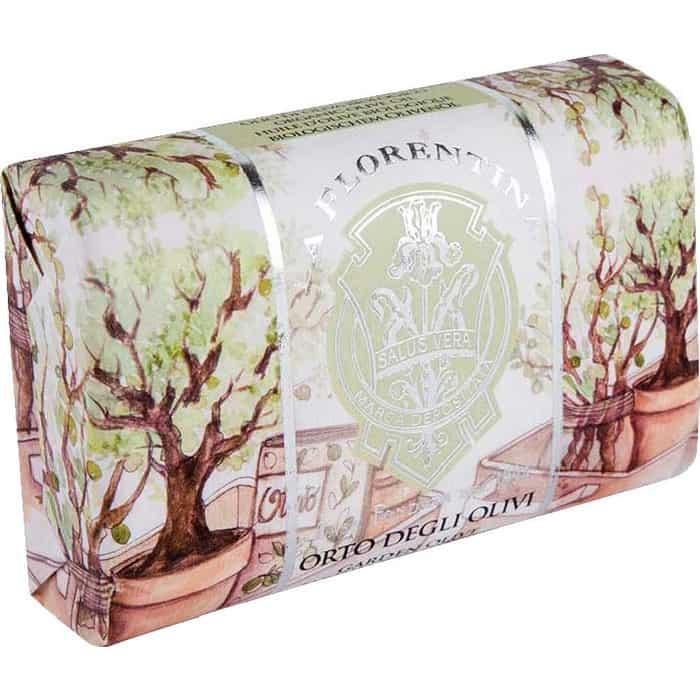 Мыло La Florentina Garden Olive / Оливковая роща 200 г