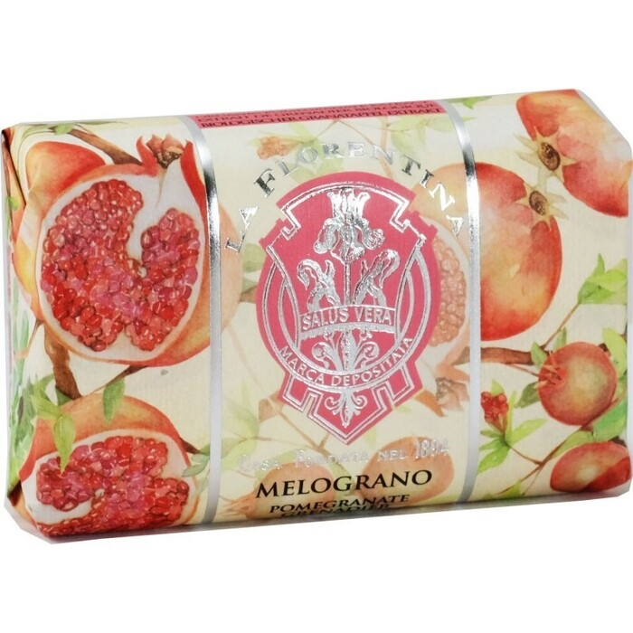 Мыло La Florentina Pomegranate / Гранат 200 г