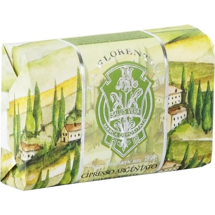 Мыло La Florentina Silver Cypress / Серебристый кипарис 200 г
