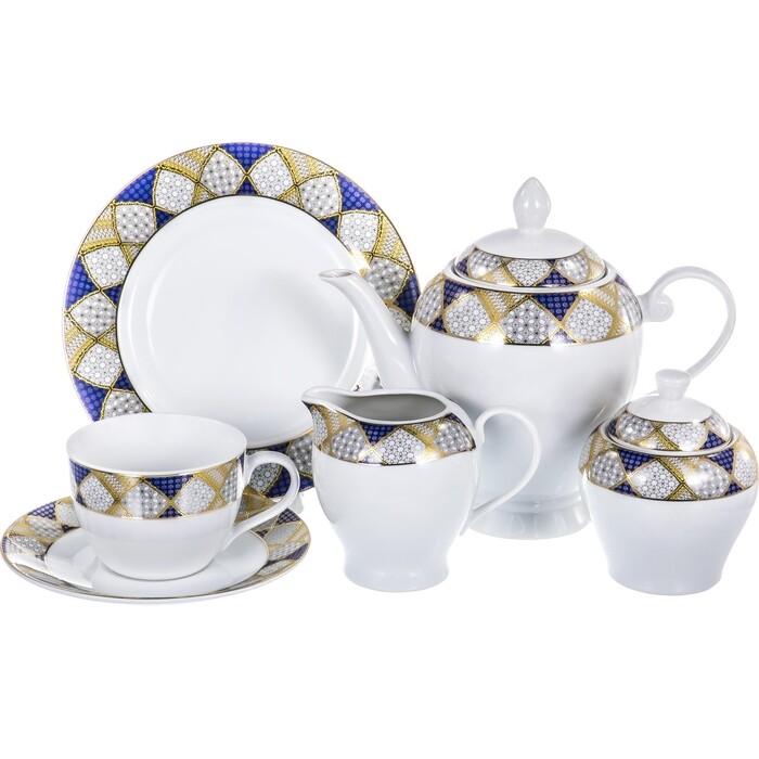 Набор столовой посуды 21 предмет Balsford Бристоль Стюарт (106-03023)