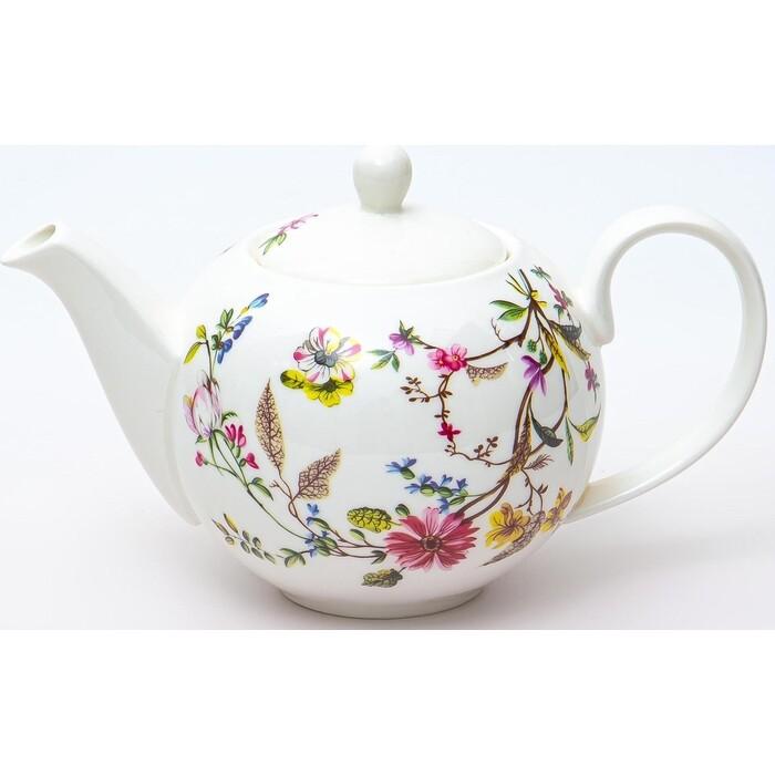 Чайник заварочный Balsford Латона летнее утро 1.2 л (104-03098) сервиз столовый латона великолепный день 19 предметов тм balsford артикул 104 03014