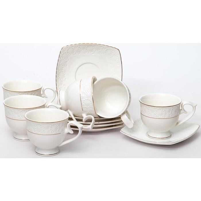 Кофейный сервиз 12 предметов Balsford Нежность (179-01005)