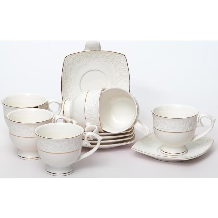 Кофейный сервиз 12 предметов Balsford Нежность (179-01006)
