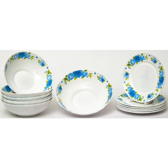 Набор столовой посуды 13 предметов OLAFF Пасадена (130-21113)