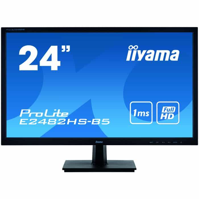 Монитор Iiyama E2482HS-B5